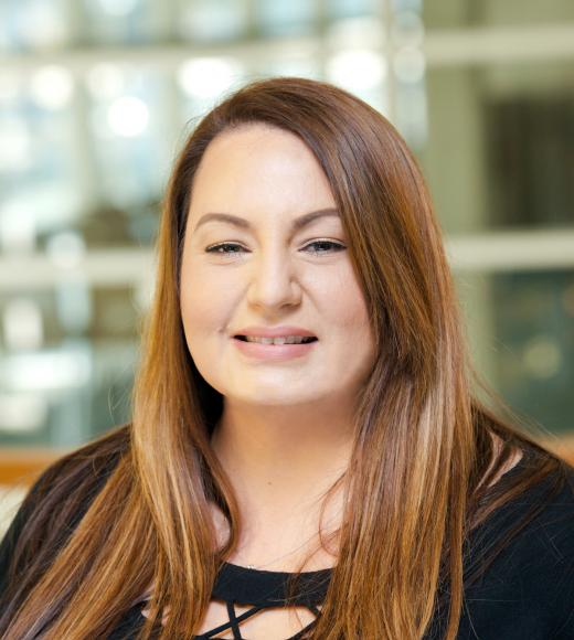 Staff Profile Photo, Tiffany Macias-Silva