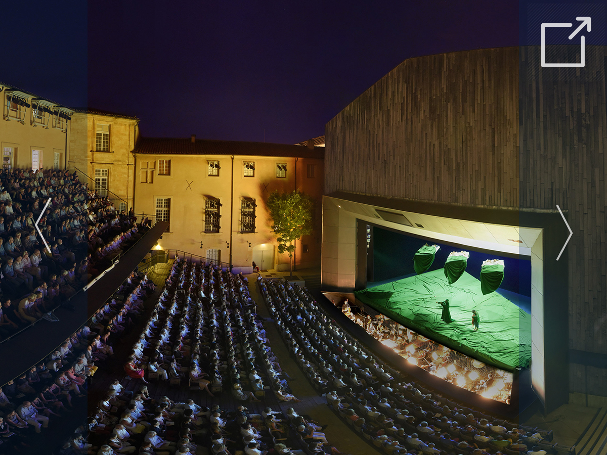 Photo Gallery - Summer Abroad France - Performing Arts
