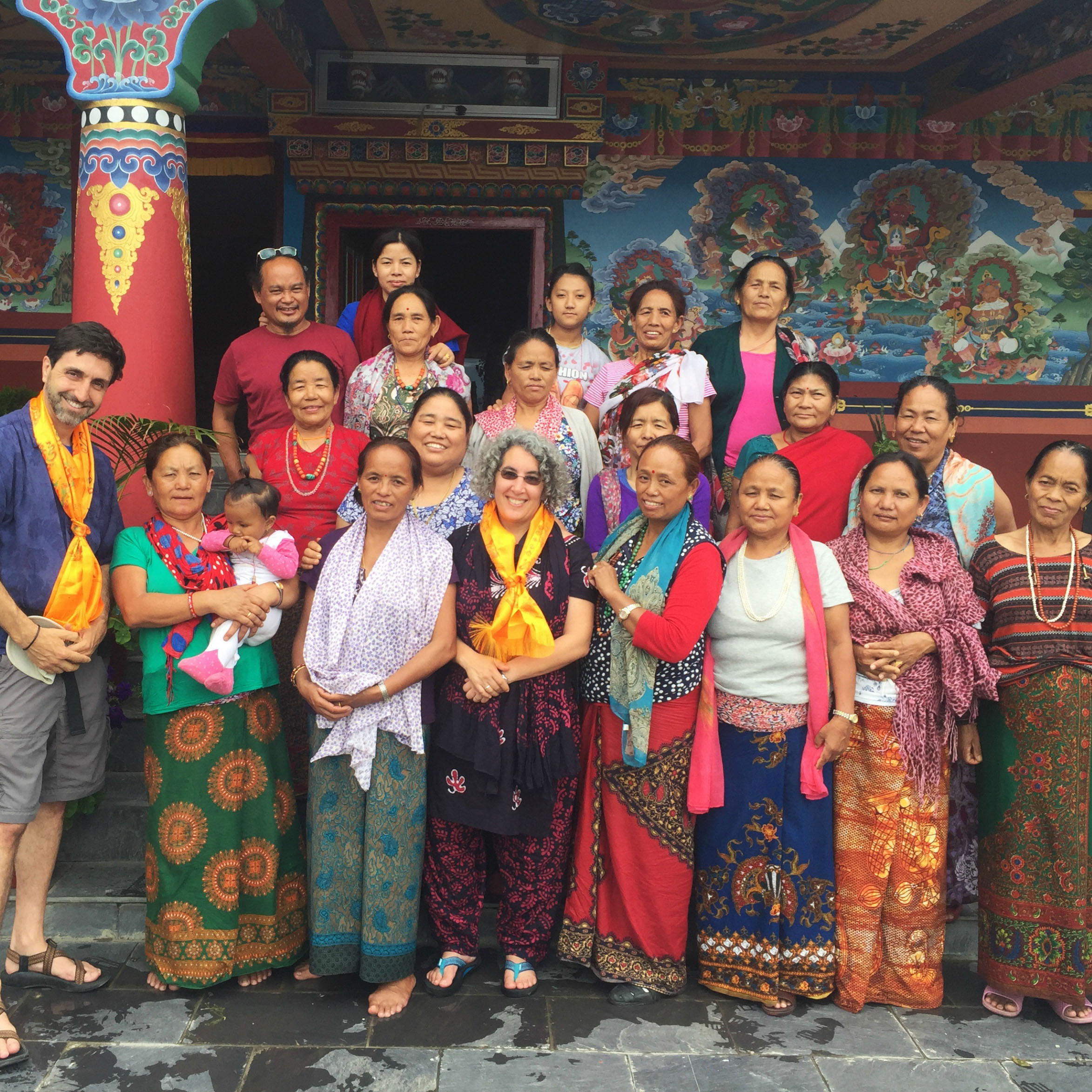 Sidebar Photo, UC Davis Study Abroad, Seminars Abroad, Nepal Program