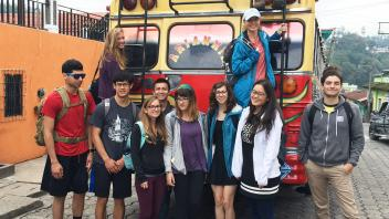 UC Davis Study Abroad, Summer Abroad Guatemala Program, Photo Album, Image 8