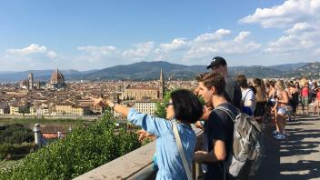 UC Davis Study Abroad, Quarter Abroad Italy Program, Photo Album, Image 3