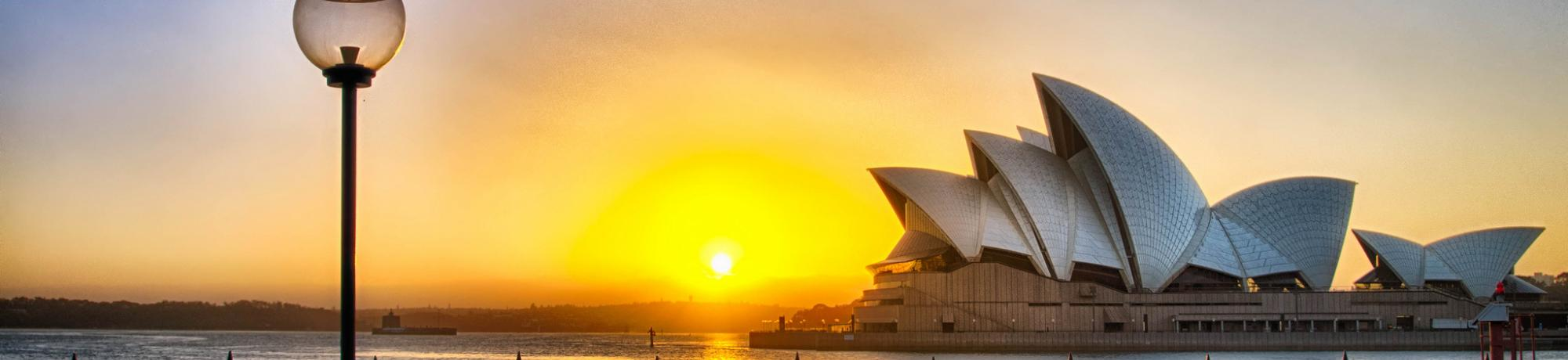 UC Davis Study Abroad, Quarter Abroad Australia, Internships & Writing in Sydney Program, Header Image, Overview Page