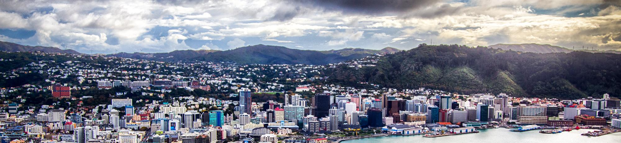 Study gis in new zealand