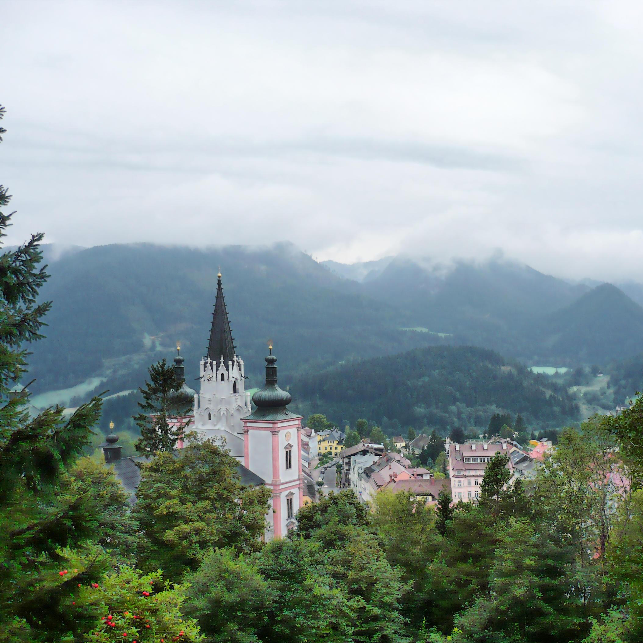 Sidebar Photo, UC Davis Study Abroad, Summer Abroad, Austria Program