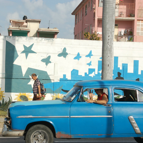 Sidebar Photo, UC Davis Study Abroad, Summer Abroad Cuba Program