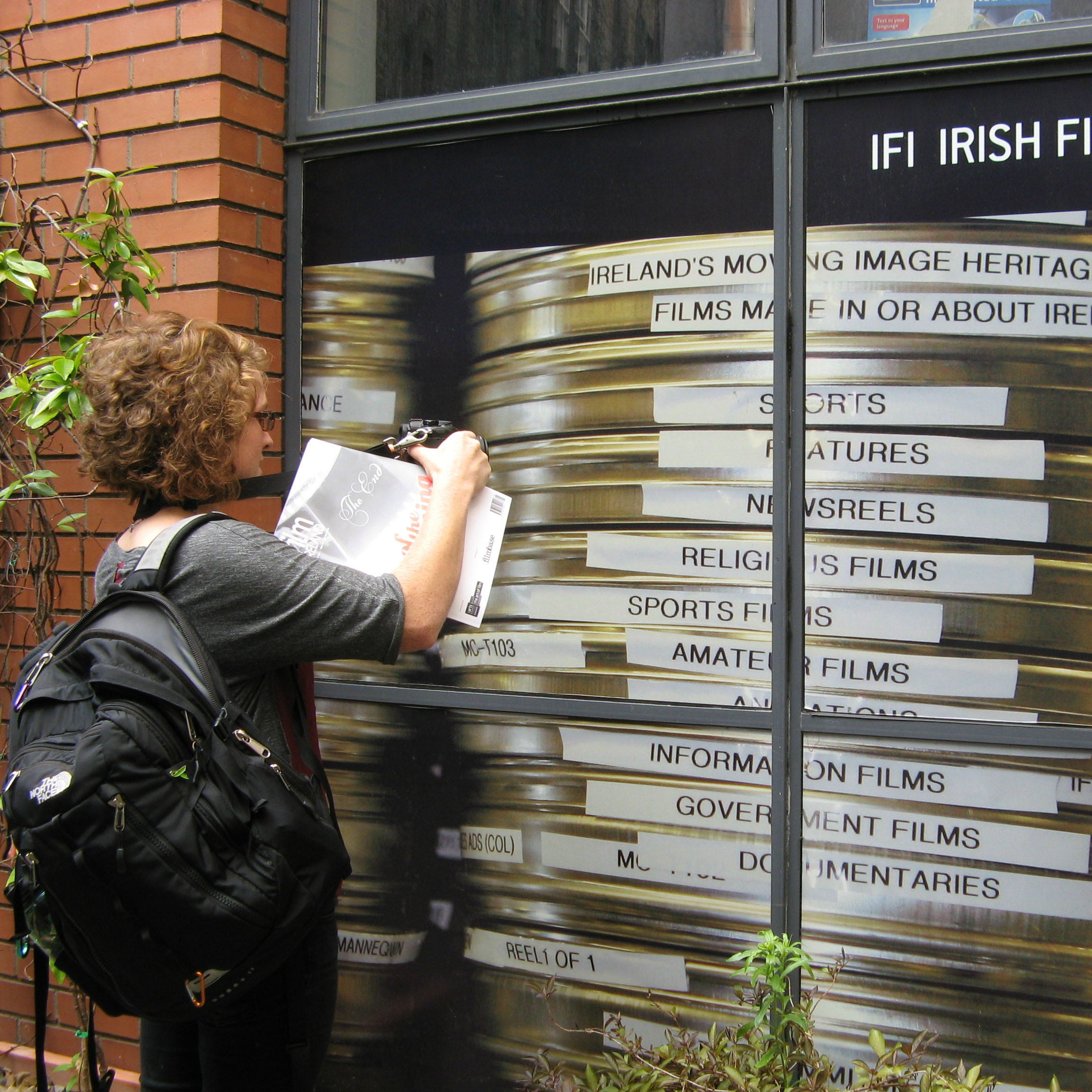 Sidebar Photo, UC Davis Study Abroad, Summer Abroad, Filmmaking in Ireland Program