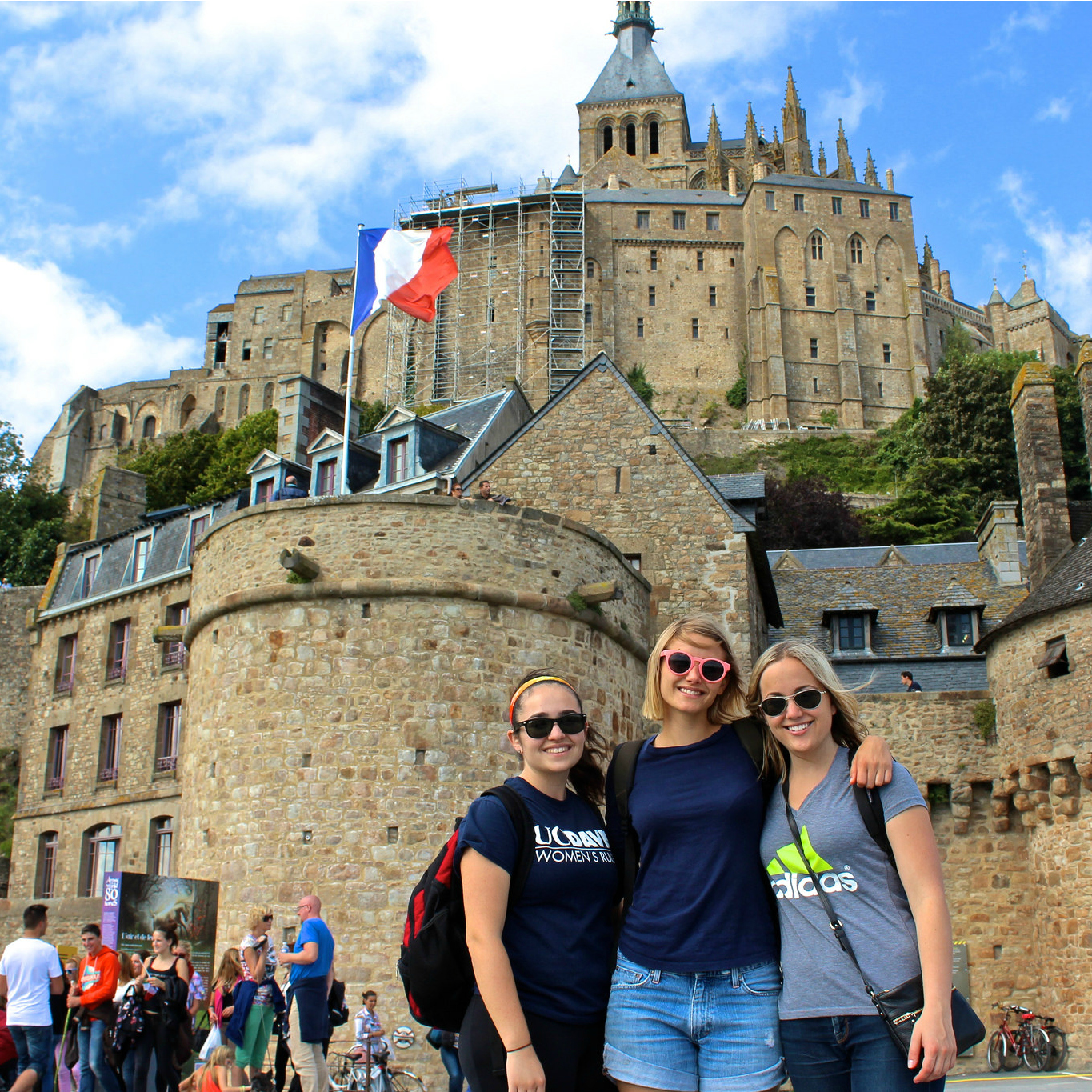 Sidebar Photo, UC Davis Study Abroad, Summer Abroad Europe, Celtic Connections Program