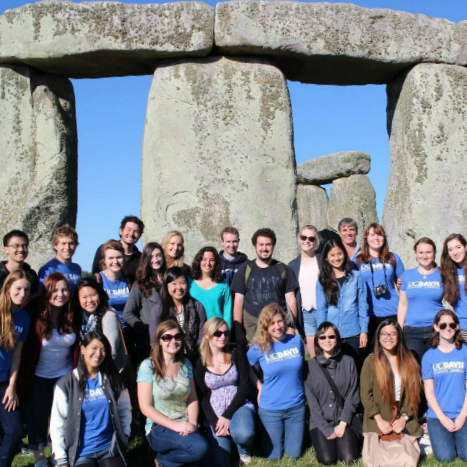 Sidebar Photo, UC Davis Study Abroad, Summer Abroad United Kingdom, Oxford—Portal to Fantasy Program