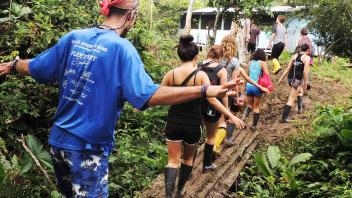 UC Davis Study Abroad, Summer Abroad Ecuador Program, Photo Album, Image 5
