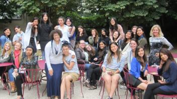 UC Davis Study Abroad, Summer Abroad France_Fashion Program, Photo Album, Image 1