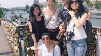 UC Davis Study Abroad, Summer Abroad France_Fashion Program, Photo Album, Image 6