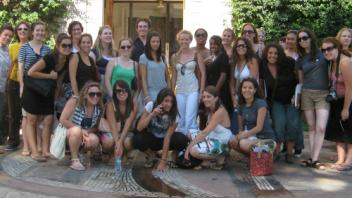 UC Davis Study Abroad, Summer Abroad France_Wine Program, Photo Album, Image 2