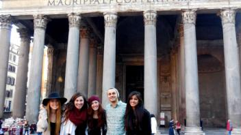 UC Davis Study Abroad, Summer Abroad Italy Program, Photo Album, Image 1
