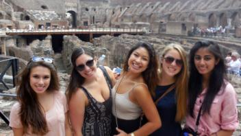 UC Davis Study Abroad, Summer Abroad Italy Program, Photo Album, Image 7