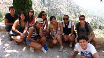 UC Davis Study Abroad, Summer Abroad Greece Program, Photo Album, Image 7