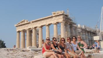 UC Davis Study Abroad, Summer Abroad Greece Program, Photo Album, Image 8