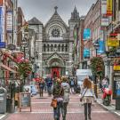 UC Davis Study Abroad, Summer Abroad Ireland, Filmmaking in Ireland Program, Header Image, Overview Page