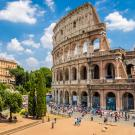 UC Davis Study Abroad, Summer Abroad Italy, Art, Culture, History in the Eternal City Program, Header Image