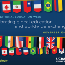 Article Header Image, International Education Week