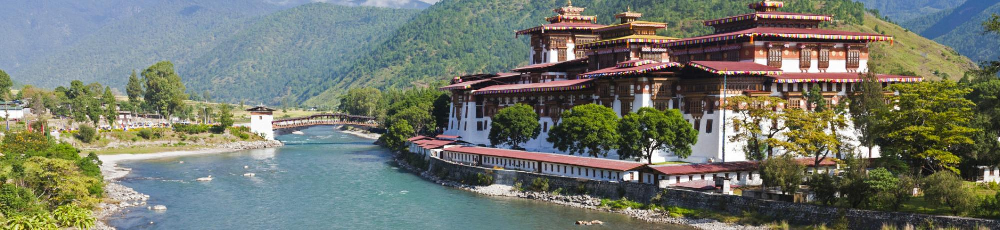 UC Davis Study Abroad, Summer Abroad Bhutan, Introduction to Geographic Information Systems Program, Header Image, Overview Page