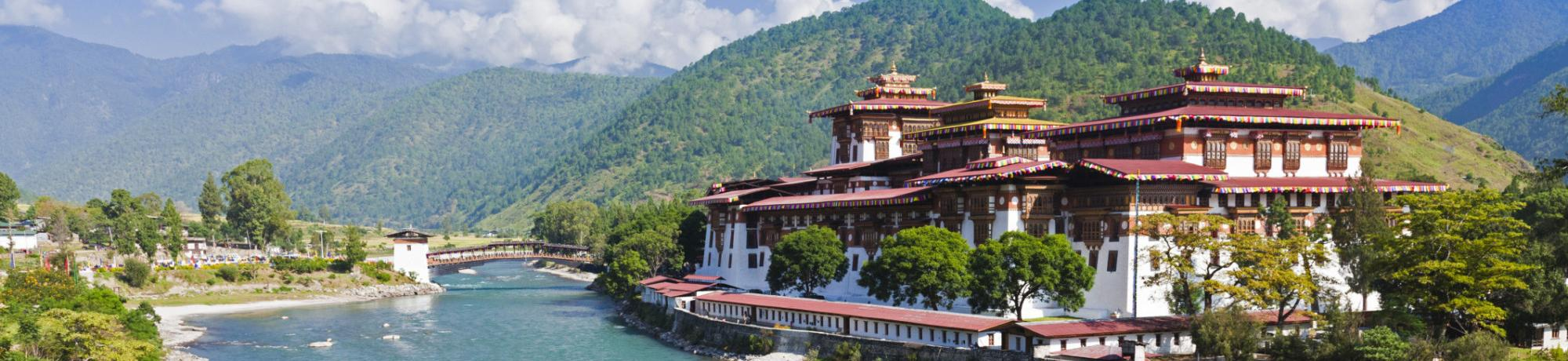 UC Davis Study Abroad, Summer Abroad Bhutan, Introduction to Geographic Information Systems Program, Header Image, Travel Page