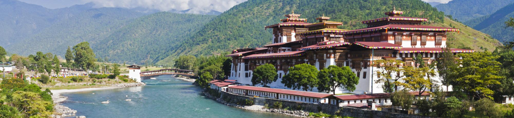 UC Davis Study Abroad, Summer Abroad Bhutan, Introduction to Geographic Information Systems Program, Header Image, Onsite Page
