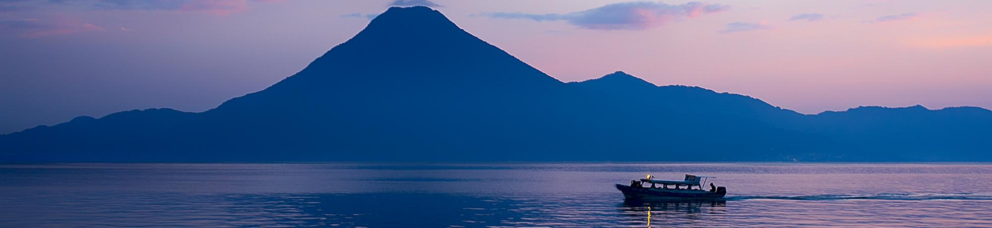 UC Davis Study Abroad, Summer Abroad Guatemala, Ecological and Social Issues at Lake Atitlan, Guatemala Program, Header Image, Instructor Page