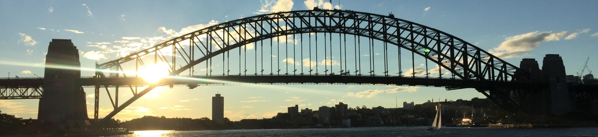 UC Davis Study Abroad, Summer Internship Abroad Australia, Engineering in Sydney Program, Header Image, On Site Page