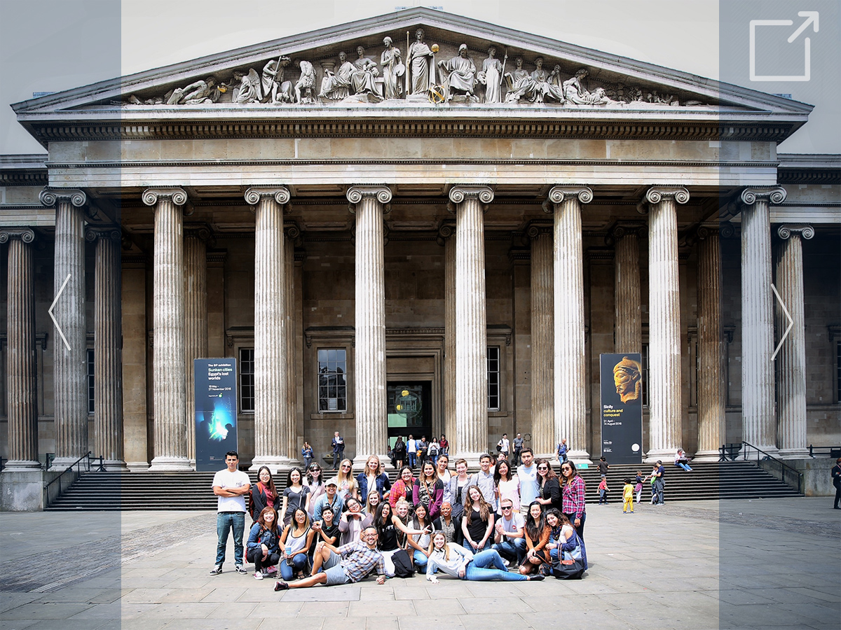 Summer Internships in London- Gallery Photo