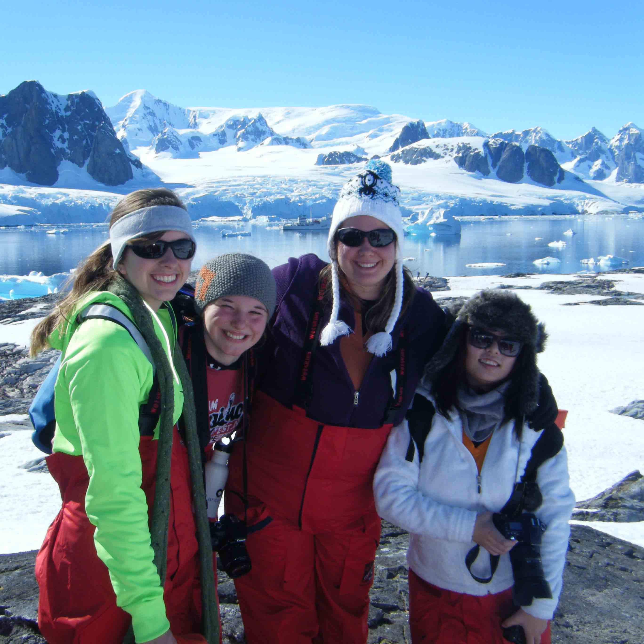 Sidebar Photo, UC Davis Study Abroad, Seminars Abroad, Antarctica Program