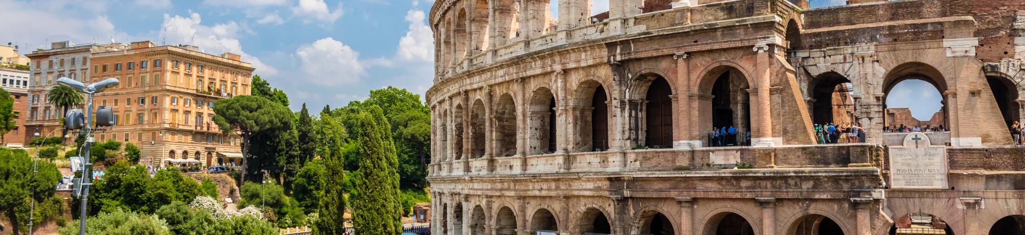 UC Davis Study Abroad, Seminar Abroad Italy, Rome - Art and the City Program, Header Image, Overview Page