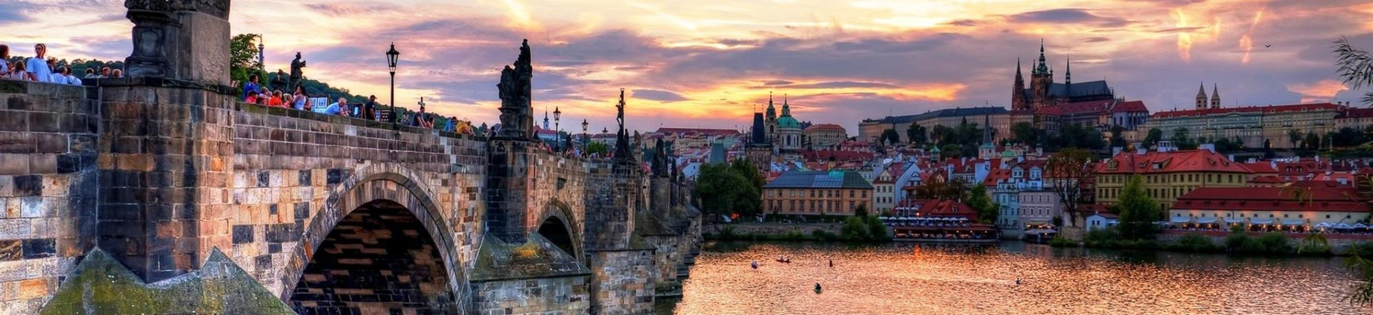 UC Davis Study Abroad, Summer Internship Abroad Czech Republic, Business and Communication Program, Header Image