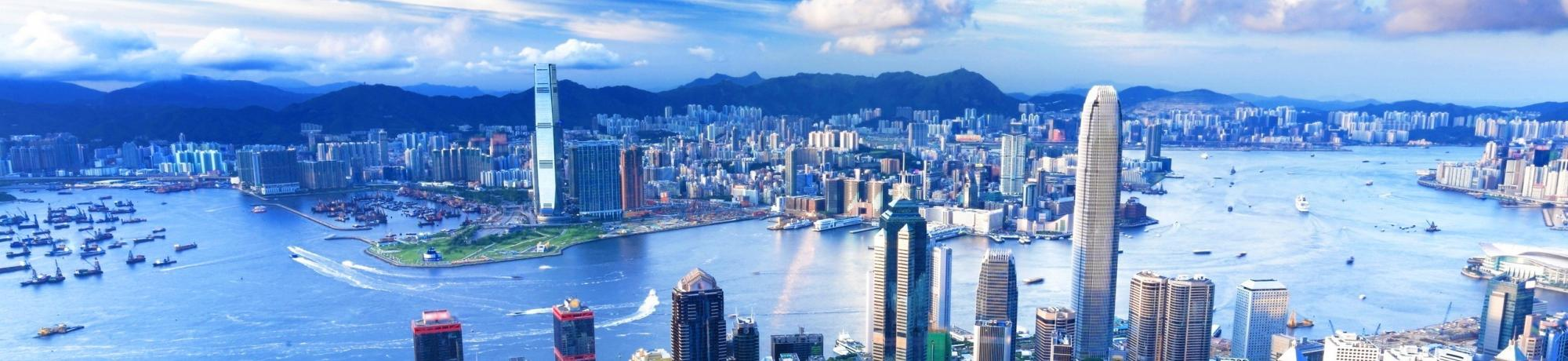 UC Davis Study Abroad, Summer Internship Abroad Hong Kong, Business and Communication Program, Header Image, Placements Page