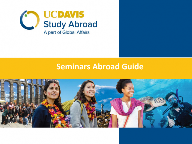 Seminars Abroad Guide and Handbook