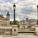 UC Davis Study Abroad, Summer Abroad France, Americans in Paris Program, Header Image, Overview Page