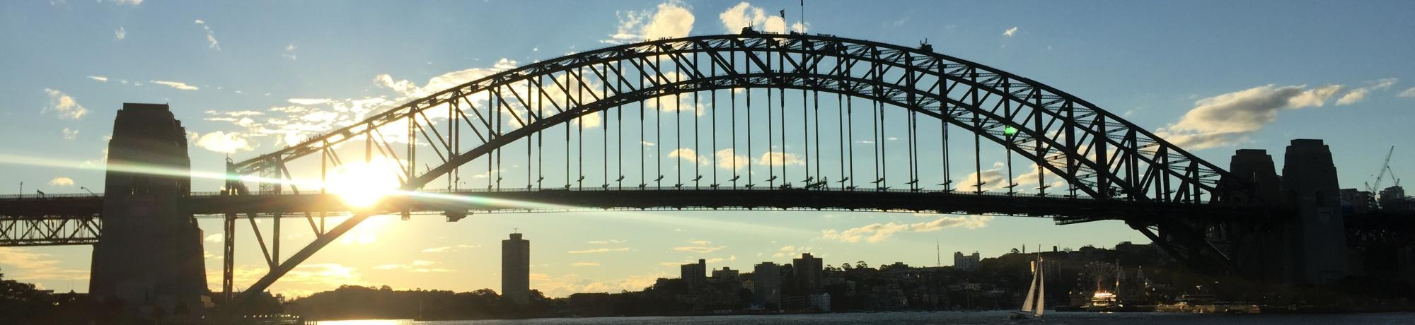 UC Davis Study Abroad, Summer Internship Abroad Australia, Engineering in Sydney Program, Header Image, Placements Page